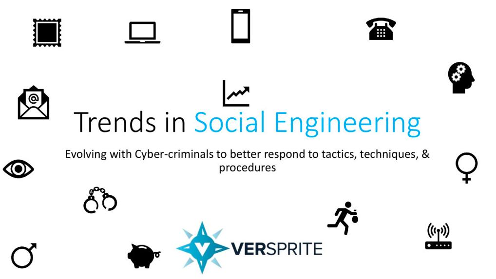 Trends in Social Engineering
