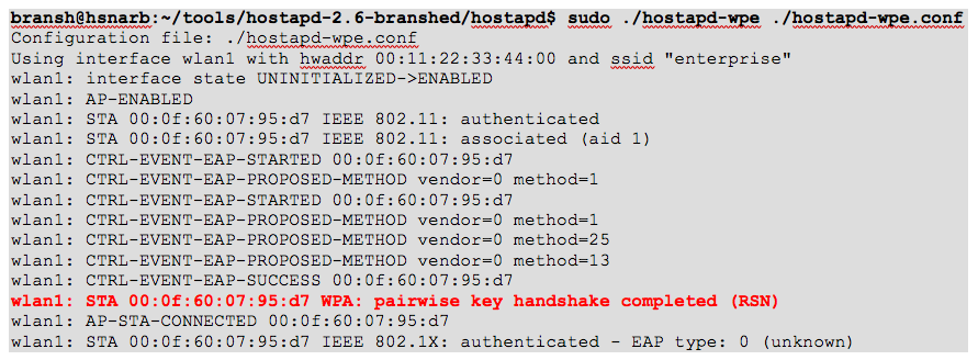 patching hostapd-wpe